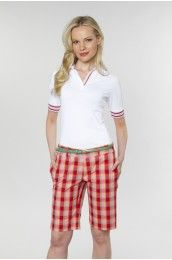 Cute golf outfit!