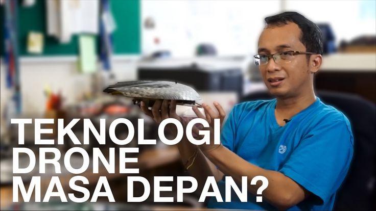 """Sayap Pesawat yang Bisa Ditekuk?   Tanya Ahlinya #1 """"Bahkan kegagalan pada riset itu adalah suatu sumbangsih juga buat riset. Jadi jangan dipandang rendah riset yang tidak berhasil karena riset yang gagal tetap memberikan sumbangsih untuk teknologi itu sendiri."""" -Tegoeh Tjahjowidodo- Kita mungkin sudah akrab dengan istilah 'drone' atau 'UAV' tapi belum banyak mempelajari teknologinya. Pada segmen Tanya Ahlinya episode pertama ini kami mencoba bertanya kepada pak Teguh seorang peneliti yang…"""