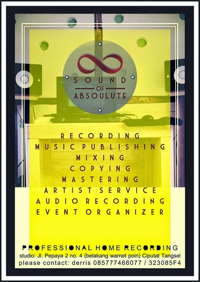 Jasa Recording Digital Di Tangerang Selatan    SAB Studio - Info Jasa Apa Saja