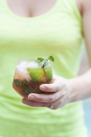 Southern Cuba Libre Cocktail