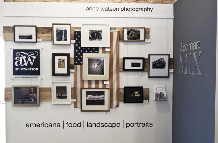 Anne Watson Photo Blog: AMERICA THE BEAUTIFUL | THE ALL-NEW ANNE WATSON PHOTO GALLERY INSTALLATION AT THE OC MART MIXGallery Installations, Photos Gallery, Anne Watson, Watson Photos, Photos Blog, Mart Mixed, Watson Photography, All New Anne, Gallery Spaces