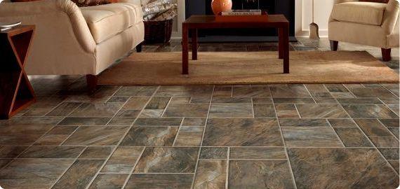Kitchen Floor Tiles Grey Slate