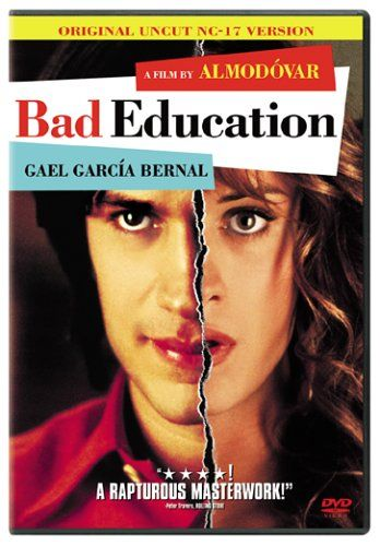 "Bad Education - ""This is a movie we are intended to wander around in. It begins in the present with a story about the past, presents that story as a film within the film, and then, if I am not mistaken, there is a paradoxical moment when the two categories leak into each other. It's like 'Citizen Kane,' where the memories of one character curiously contain the memories of another."" Roger Ebert"