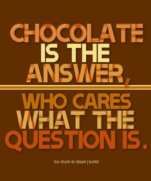 So true - so true! A perfect kitchen sign: Do eat dessert