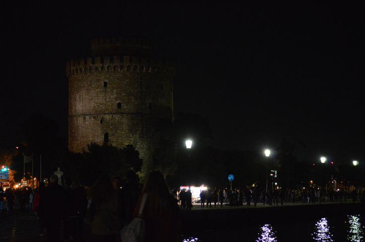 White tower,Thessaloniki.