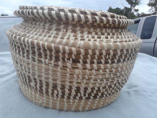 Basket Weaving North Carolina : Best images about sweetgrass baskets on