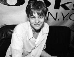 young Leo DeCaprio
