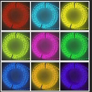 1M-2M-3M-5M-EL-Chasing-Wire-2-3mm-Neon-Glow-Light-Christmas-party-Controller
