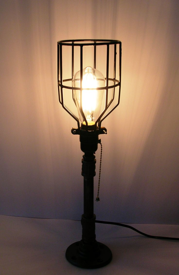1000 Images About My Industrial Steampunk Lamps On