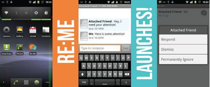 Use re:me and never forget about important text messages again! [Blog]