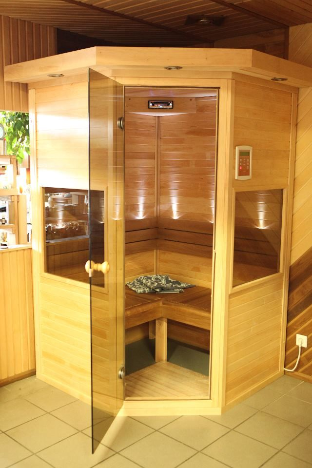 Infrared heat therapy is safe and healthy. Sweating in infrared sauna starts in 15-20 minutes and is about 2,5 times more than in usual sauna. You can use this sauna every day. www.saunalahja.fi