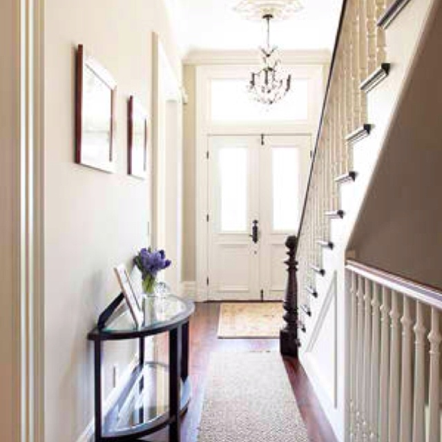 Modern Victorian Foyer : Updated victorian entryway for the home pinterest