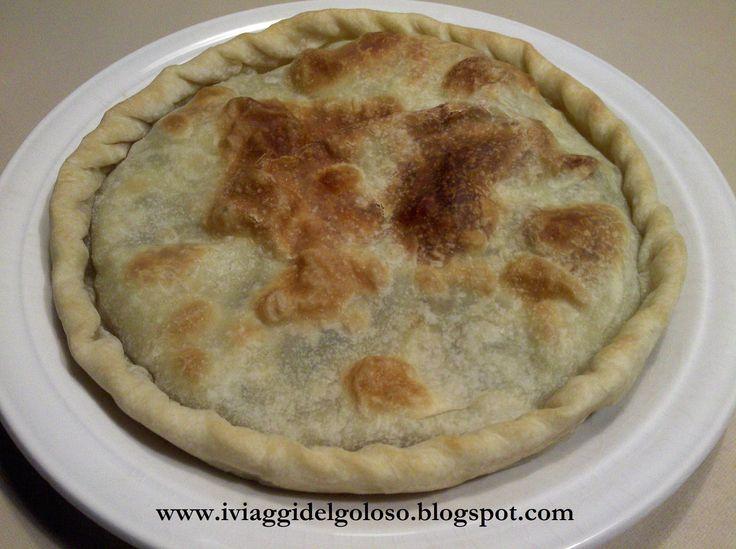 Torta di Carciofi  la ricetta su http://www.iviaggidelgoloso.net/2015/03/pasqua-2015-torta-di-carciofi.html