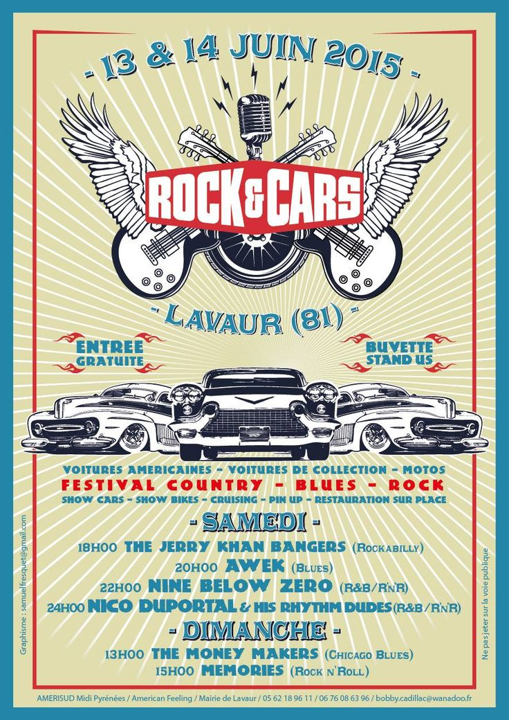 Rock'n'Cars - Lavaur