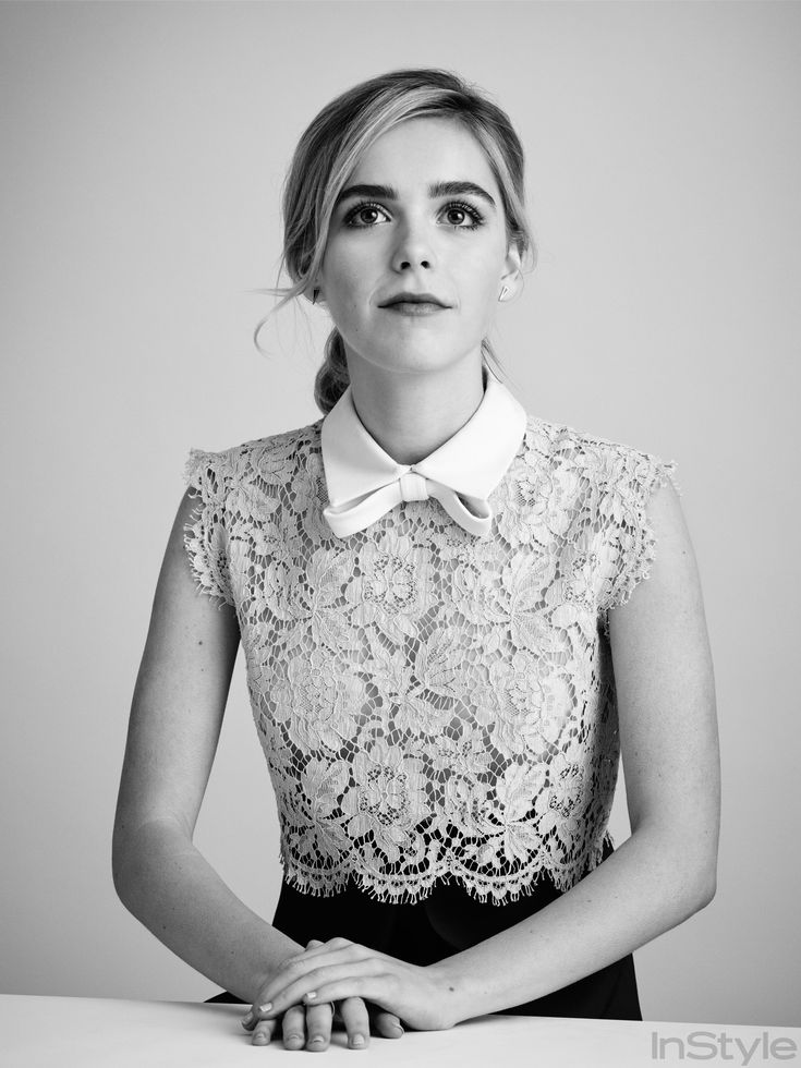 Exclusive! See the Biggest Stars of #TIFF15 Through the Eyes of InStyle's Photographer Jens Langkjaer - Kiernan Shipka of February  - from InStyle.com