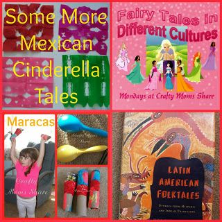 Crafty Moms Share: Fairy Tales in Different Cultures: Cinderella Tales from Mexico
