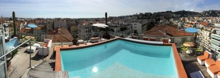 Hi Hotel Nice / blog Lejardindeclaire