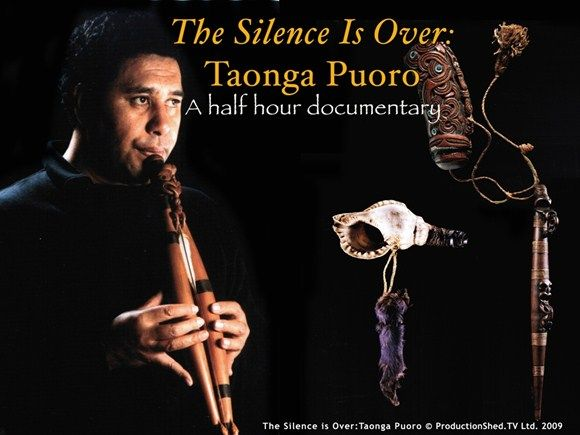 The Silence Is Over: Taonga Pùoro