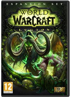 Battle.Net-Blizzard World of Warcraft - Legion (Expansion Pack) Destruction rains down upon Azeroth. Demons of the Burning Legion surge into our realm heralding the return of the dark titan Sargeras Ravager of Worlds. As doom comes for the Alliance and the Horde A http://www.MightGet.com/february-2017-1/battle-net-blizzard-world-of-warcraft--legion-expansion-pack-.asp