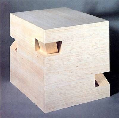 Ohne Titel, Erwin Heerich, 1997