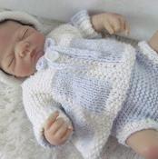 One Piece Pullover Sweater, Diaper Cover - via @Craftsy