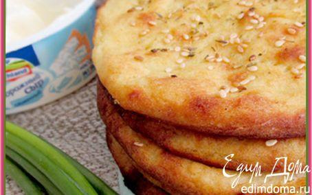 Финские картофельные лепешки из духовки   Кулинарные рецепты от «Едим дома!»