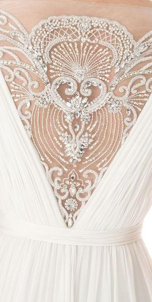 sneak peek: excited to design a laser-cut wedding invitation inspired by the incredibly detailed back of our bride's reem acra wedding gown #custom #design #lasercut #engraving #reemacra #inspired #wedding #invitation #bling #whimsical #letterpress #stationery #details #flourished #calligraphy #oneofakind #luxuryinvitations #zorie #zoriedesign #zoriestyle #zoriestudio #zorieinvitations http://instagram.com/zoriedesign