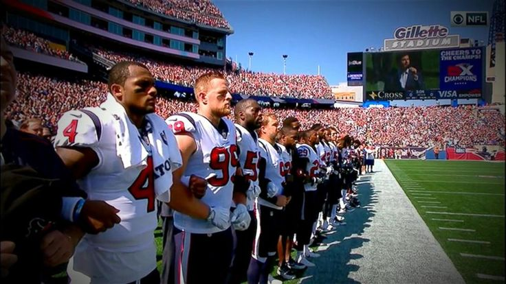 "NFL Texans players considered walkout over owner's ""inmates"" comment Video - ABC News"