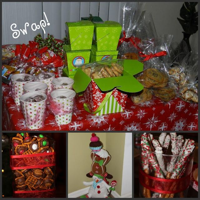 Simply Made...with Love: Cookie Exchange Party