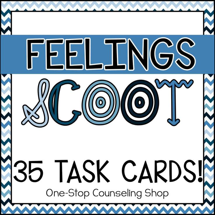 Great game to help students learn #feelings identification and #emotion regulation!