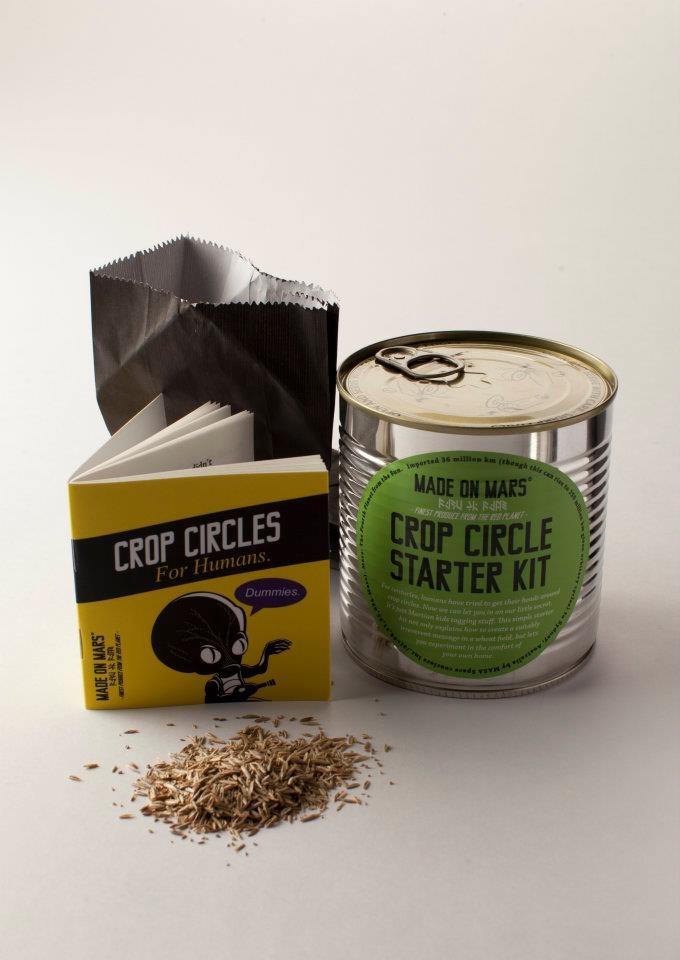 Crop Circle Starter Kit.