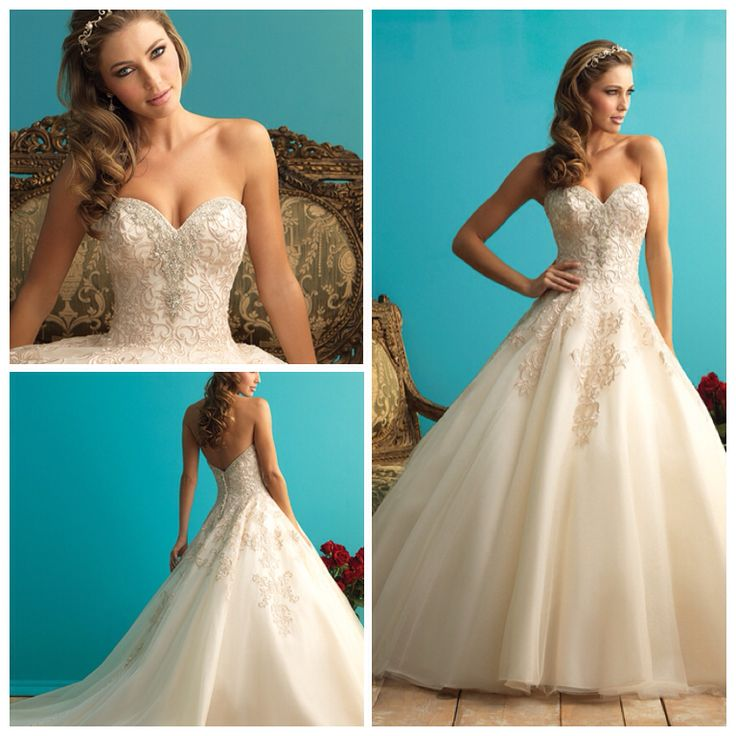 91 Best Allure Bridal Gowns At Marry And Tux Images On