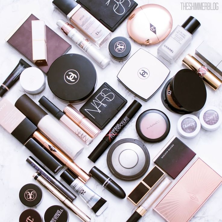 Luxury Cosmetics @theshimmerblog ♡♥♡♥♡♥