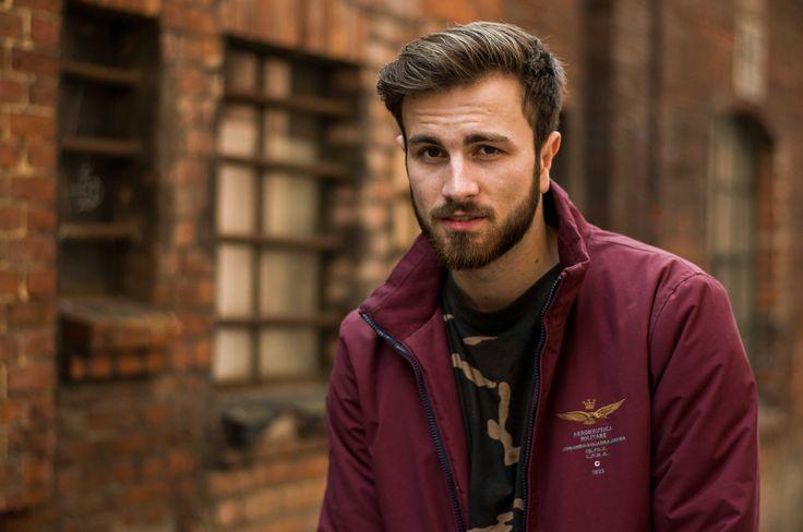 Portrait male Fashionblogger