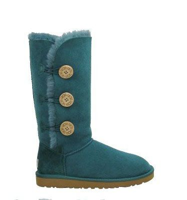 UGG Triplet Tall Boots 1873 Blue $83.85