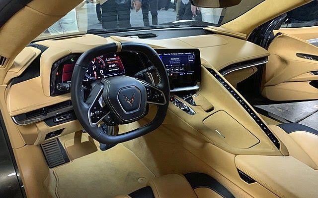 2020 Chevrolet Corvette Interior Review What S Different Inside The C8 In 2020 Chevrolet Corvette Corvette Chevrolet