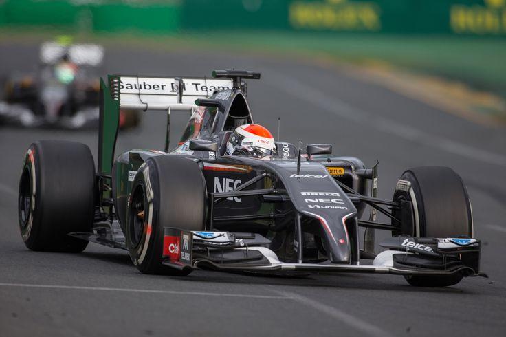 2014 Sauber C33 - Ferrari (Adrian Sutil)