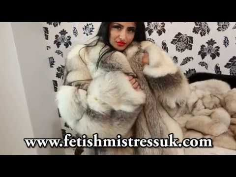 #Indian Sexy Hot women in a Fur coat # Fur Fetish - YouTube