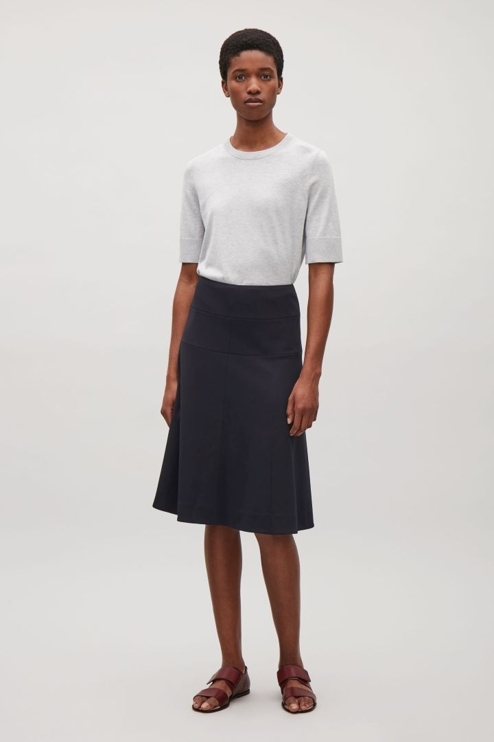 COS | Skirt with dart details