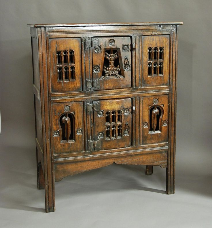 Antique Cupboards, Dressers and Servers - 104 Best Cupboards And Aumbries Images On Pinterest Closets