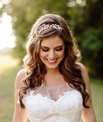 peinados de novias para inspirarse y copiar peinados de novias famosas con velo peinados de novia con trenzas y mucho ms en esta nota exclusiva