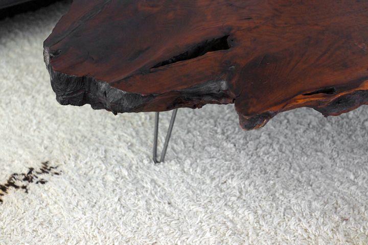 Amazing wood table: Amazing Wood, Wood Tables, Brick Houses