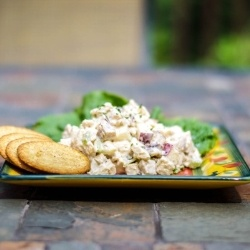 Waldorf Chicken Salad - What do you get when you mix a timeless salad with leftover chicken..This Waldorf Chicken Salad of course!: Carrie Experiment, Waldorf Salad, Recipes Chicken, Chicken Recipes, Waldorf Chicken, Favorite Recipes, Chickensalad Recipes, Chicken Salad Recipes, Asian Chicken Salad