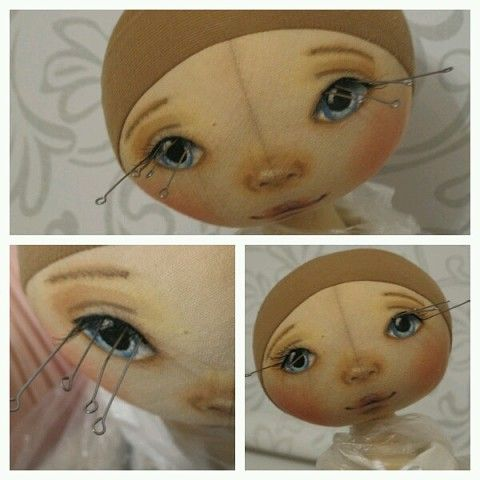 Одноклассники  For handmade dolls that have interchangeable eyes and mouths, visit jessicadolls.com!