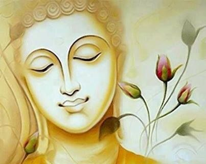 God Asked Why The Buddha Who Lives Simply Was So Serene