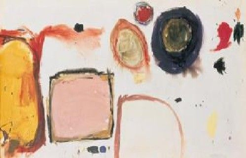 Gillian Ayres, 'Break Off', 1959 From Surface Tensions Exhibition, Norwich Castle Museum
