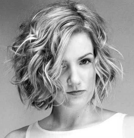 Wavy Short Hairstyles 2013 | 2013 Short Haircut for Women