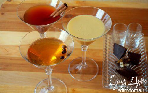 Ликер лимонно-кофейный | Кулинарные рецепты от «Едим дома!»