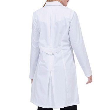 "Peaches Uniforms Women's 38"" Classic Twill Lab Coat"