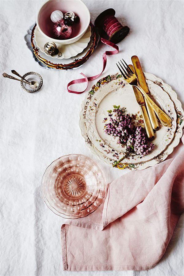 rose hued delights